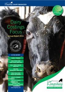 Kingshay Dairy Costings Focus cover