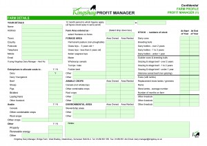 Profit Manager Forms - Annual Input-1